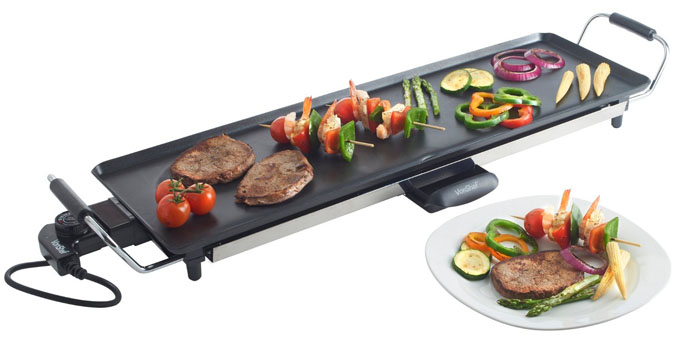 Best Table Top Teppanyaki Style Barbecue Grills Bring
