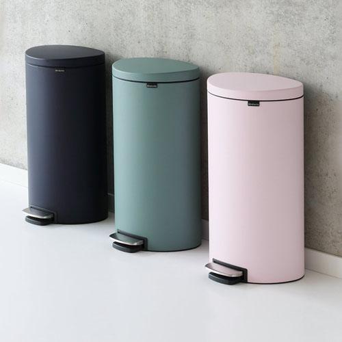 Best designer office kitchen bathroom bins add a for Red bathroom bin