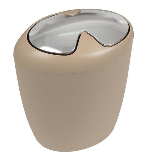 Best designer office kitchen bathroom bins add a for Stone bathroom bin