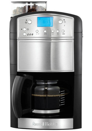 Philips Hd7762 Coffee Maker Grind Brew : Best Coffee Makers with Grinder Bean to jug with grind and brew filter coffee machines