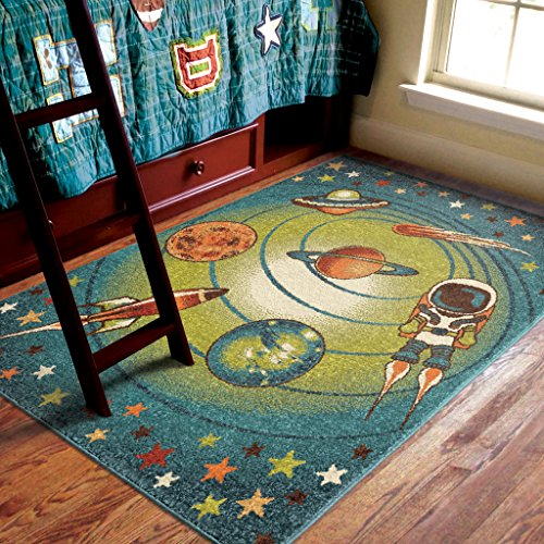 10 Most Exciting Imaginative Gorgeous Floor Rugs For Kids Rooms (US) |  Colour My Living