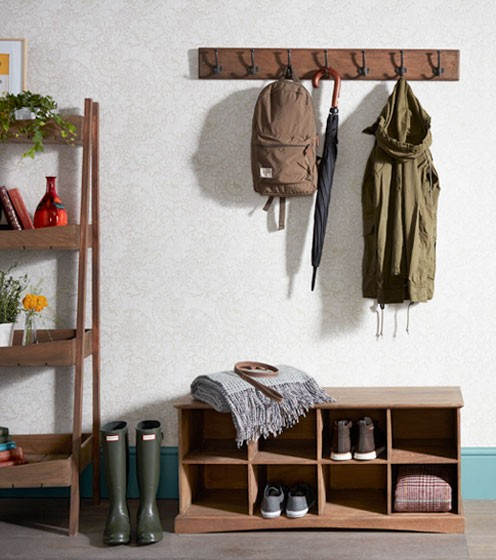 Storage Ideas For The Hallway: 8 Amazing Solutions To Keep It Tidy | Colour  My Living