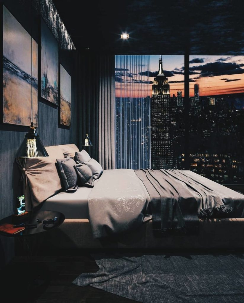 Wood Feature Accent Wall Ideas Using Flooring: Wooden Wall Accent For The Bedroom: 80 Timber Feature Wall