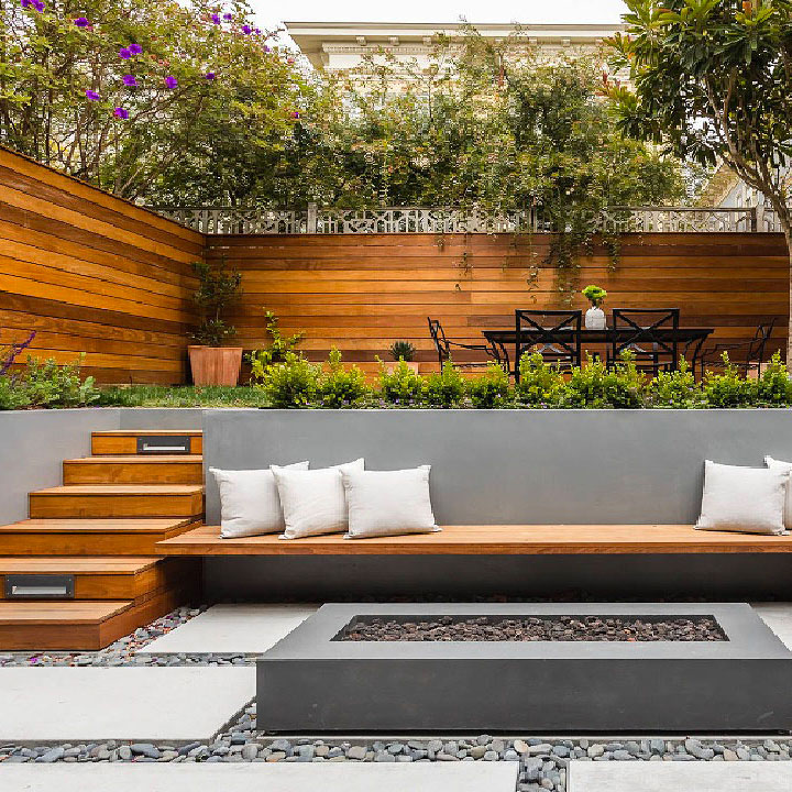Modern Backyard Design Ideas 90 Garden Patio Landscaping Ideas